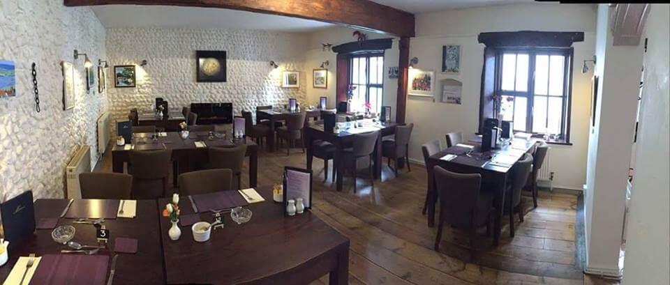 wisteria tearoom